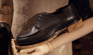 Bally for Central St Martins Autumn 2011