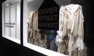 Dover Street Market Window by Egg London