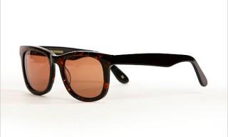 Blackbird By Han Wolf Sun In Tortoise Sunglasses