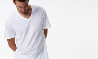 James Perse V-Neck Shirt