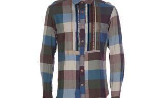 Kolor Patchwork Shirt