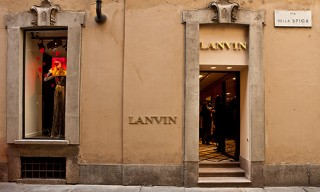 Lanvin Opens Its First Italian Store in Milan