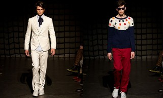 Loden Dager Autumn/Winter 2011 Runway Presentation