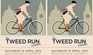 2011 London Tweed Run