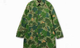Markaware Mitchell Camouflage Coat