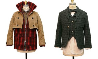 First Look | Monitaly Autumn/Winter 2011 Blazers, Jackets, and Parkas