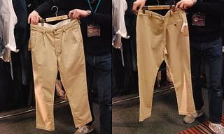 Orlsow Slim Chino Pants