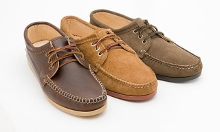 Quoddy Blucher Shoes