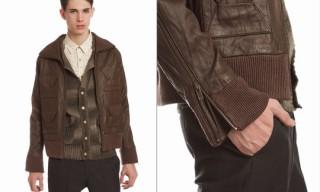 Rodarte for Opening Ceremony Leather Jacket