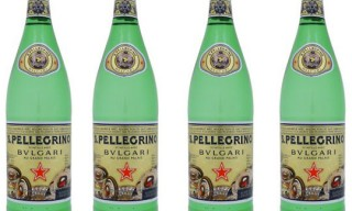 San Pellegrino x Bulgari Bottle