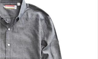 "SLVDR ""Bristol"" Chambray Shirt"
