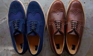 The Generic Man Wingman & Chapman Shoes for Spring 2011