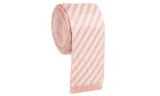 Thom Browne Diagonal Striped Tie