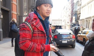 Tommy Ton On Them Streets