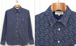YMC Floral Shirt