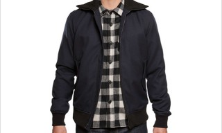 3sixteen Convertible Harrington Jacket