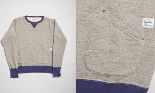 Anachronorm Loopwheel Sweatshirt