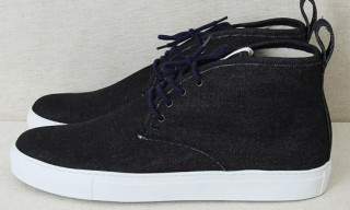 Adam Kimmel Denim Trainers