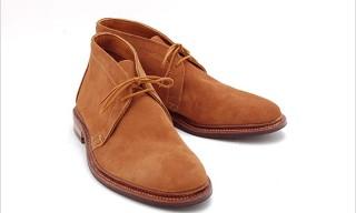 Alden Suede Chukka Boots