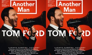 Another Man Magazine: Tom Ford