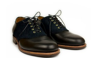 Alden for Blackbird Saddle Shoes