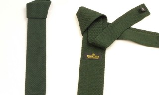 Bromleys Knitted Tie