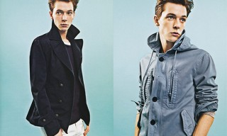 "Burberry Black Label Spring/Summer 2011 ""Catalog"""