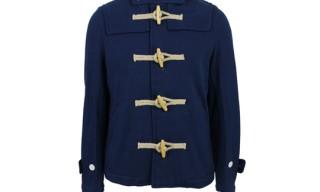 Comme Des Garcons Shirt Duffle Jacket