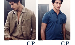 C.P. Company Spring/Summer 2011 Campaign