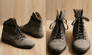 Silent 'Sevier' Sneakers