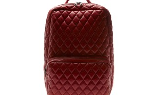 H by Harris Quilted Backpack