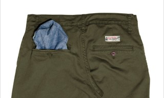 Left Field Chino Collection for Spring 2011