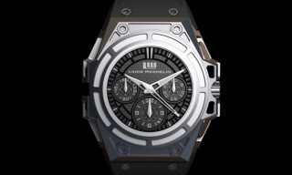 Linde Werdelin Spido Speed Chronograph