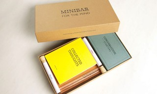 "Morgans Hotel ""Minibar for the Mind"" Box"