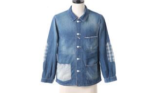 Porter Classic French Work Jacket