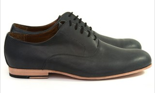 Rachel Comey Mateba Slate Oxford Shoes
