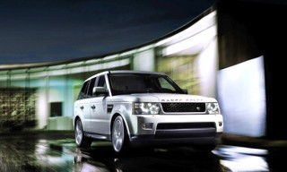 The Range Rover Sport Luxury Edition