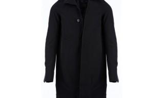 Rick Owens Black Coat