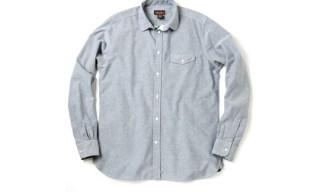 Steven Alan for Dockers Club Collar Shirt
