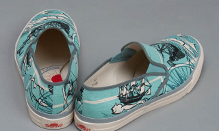 Sunny Sports Yacht Print Sneaker