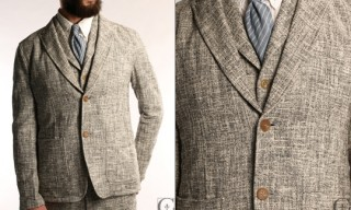 ts(s) Summer Tweed Jacket