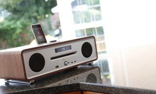 Vital Audio R4 Integrated iPod Audio System
