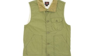 Woolrich Woolen Mills 'El Capitan' Vest