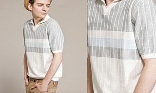 Dunhill Short Sleeve Crew Sweater