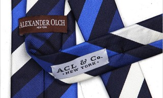 Alexander Olch for ACL & Co. Spring Ties