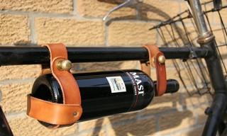 Oopsmark Bicycle Wine Holster