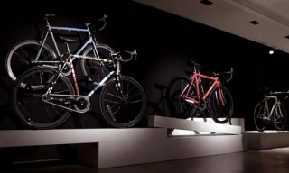 Wallpaper* for Cinelli 'Gazzetta' Custom Frames for Milan Design Week 2011