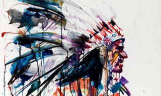 "Dave White ""Americana"" Prints"