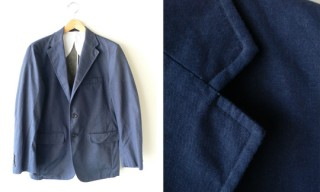 Gitman Vintage Unstructured Blazer