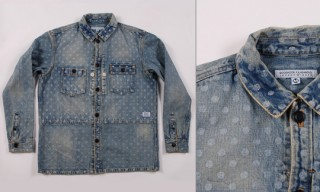Goodhood for R. Newbold Denim Overshirt